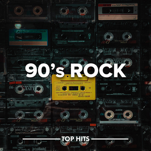 90´s Rock by Various Artists