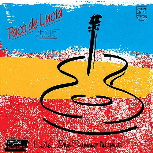 Live... One Summer Night de Paco de Lucia