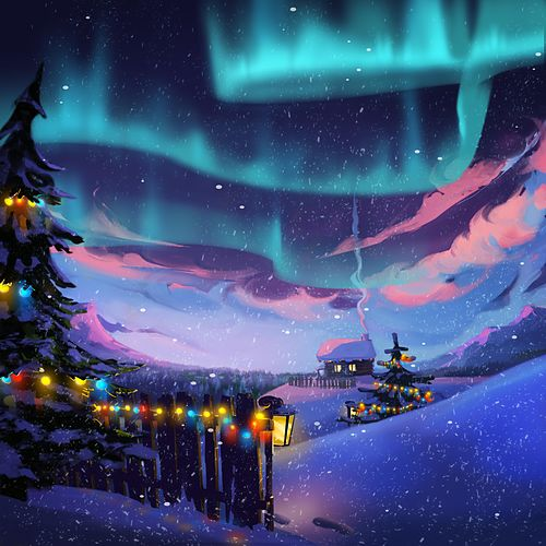 We Wish You A Merry Christmas by Hendrik Gardener
