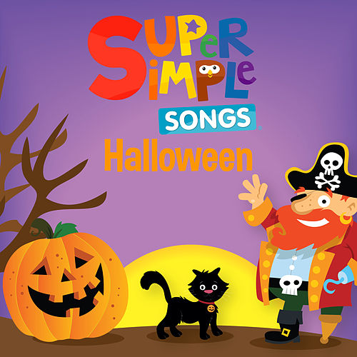 Super Simple Songs: Halloween by Super Simple Songs