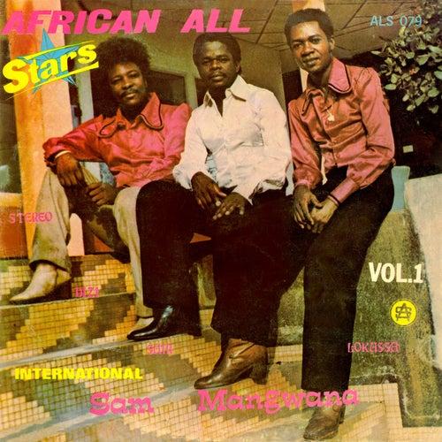 Sam Mangwana Et L'african All Stars International, Vol. 1 by Sam Mangwana
