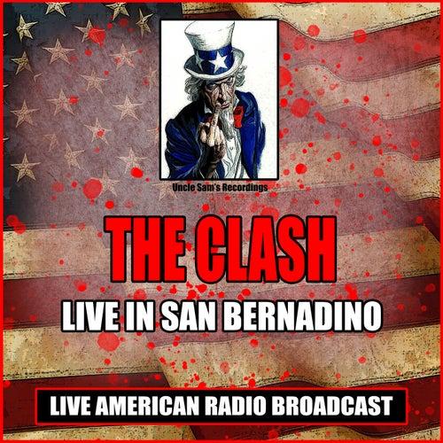 Live In San Bernadino (Live) de The Clash