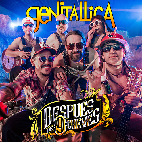 Después De 9 Cheves by Genitallica