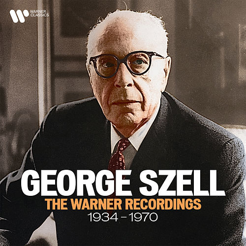 The Warner Recordings 1934-1970 by George Szell