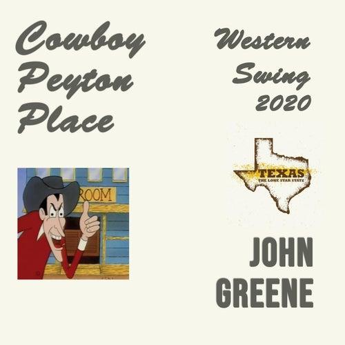 Cowboy Peyton Place de John Greene