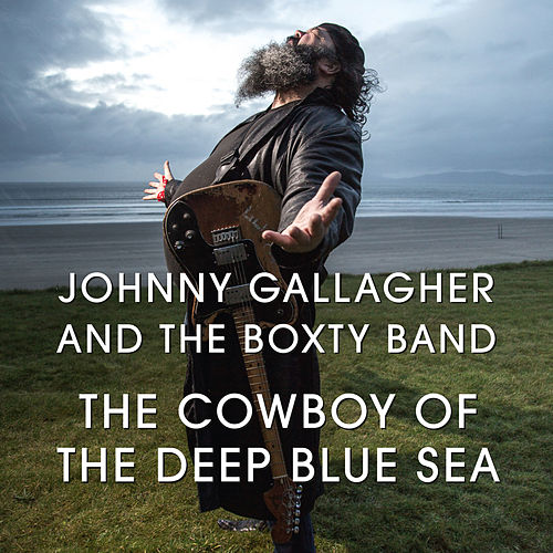 The Cowboy of the Deep Blue Sea von Johnny Gallagher
