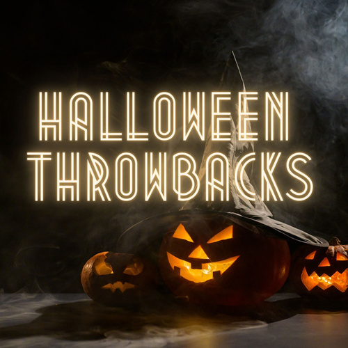 Halloween Throwbacks de Various Artists