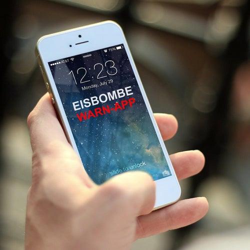 Warn-App von Eisbombe