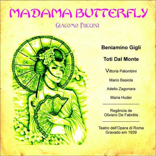 Madama Butterfly de Beniamino Gigli