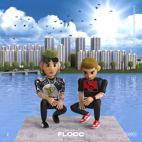 FLOCC (Deluxe Version) (Deluxe Version) by Zene The Zilla