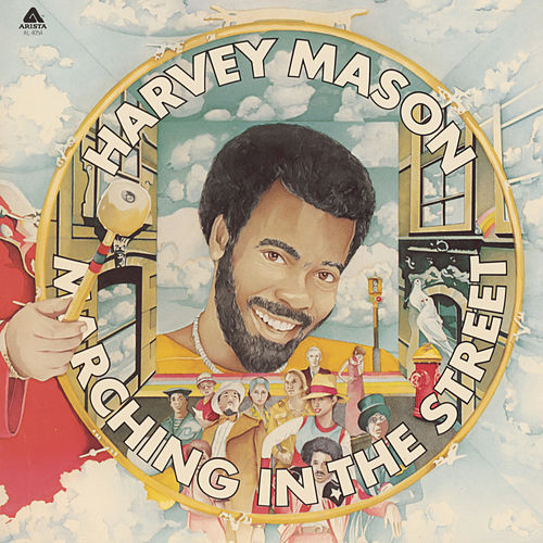 Marching In The Street de Harvey Mason