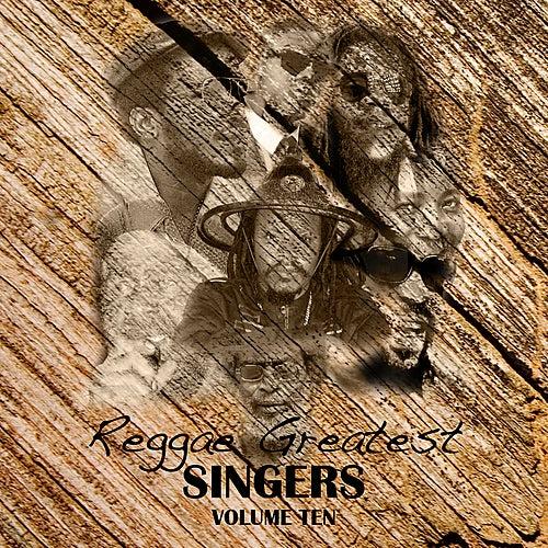 Reggae Greatest Singers Vol 10 by Various Artists