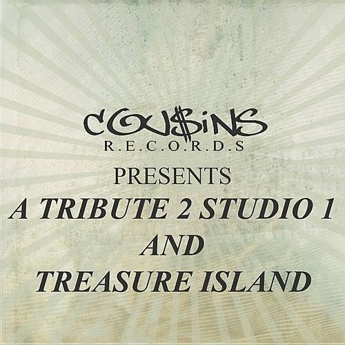 Cousins Records Presents A Tribute 2 Studio 1 And Treasure Island de Various Artists