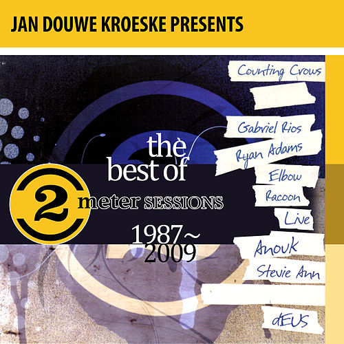 Jan Douwe Kroeske presents: The Best of 2 Meter Sessions 1987-2009 by Nick Cave