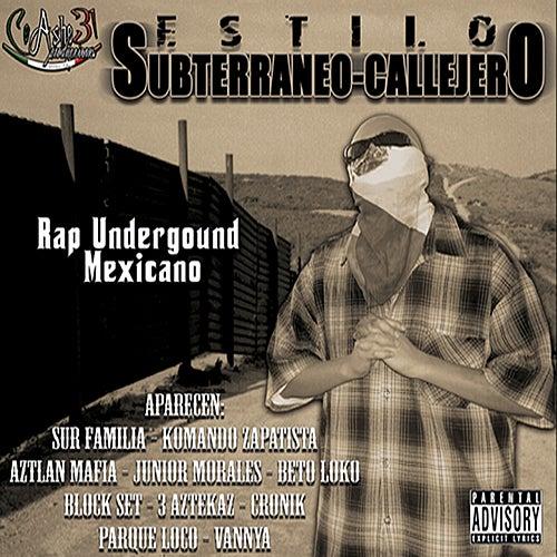 Estilo Subterraneo-Callejero by Various Artists