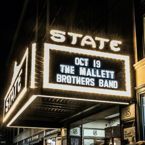 Live at the State Theatre von The Mallett Brothers Band