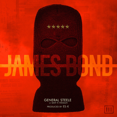 James Bond by General Steele
