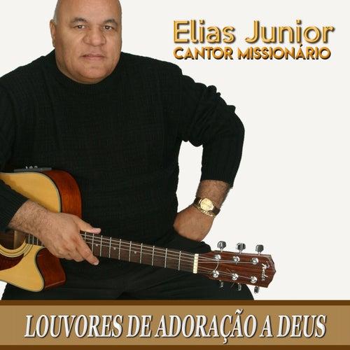 Louvores de Adoração a Deus von Elias Junior Cantor Missionário