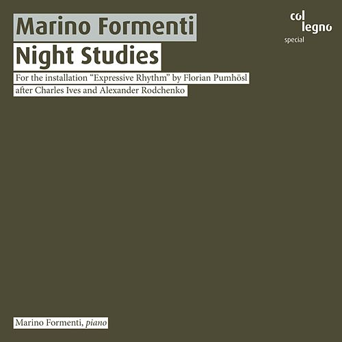 Formenti: Night Studies by Marino Formenti