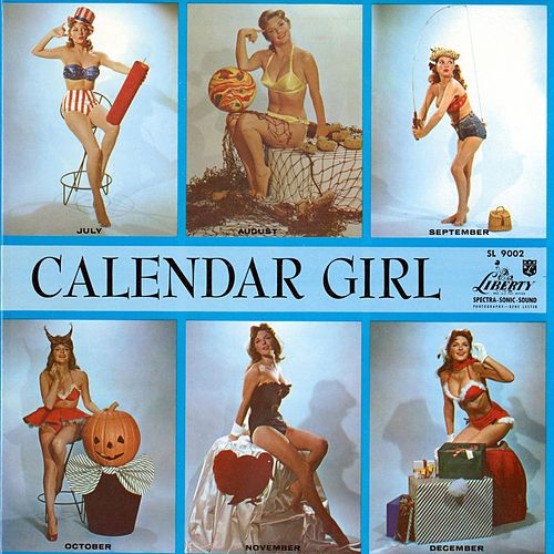 Calendar Girl by Julie London