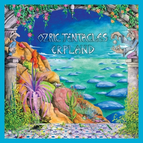 Erpland (2020 Ed Wynne Remaster) by Ozric Tentacles