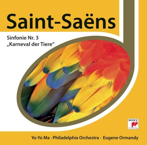 Saint-Saens: Sinfonie Nr.3, Karneval der Tiere by Eugene Ormandy