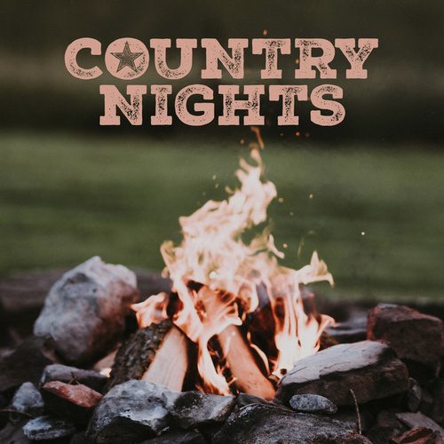 Country Nights by Various Artists