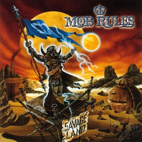 Savage Land by Mob Rules