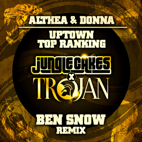 Uptown Top Ranking von Althea and Donna