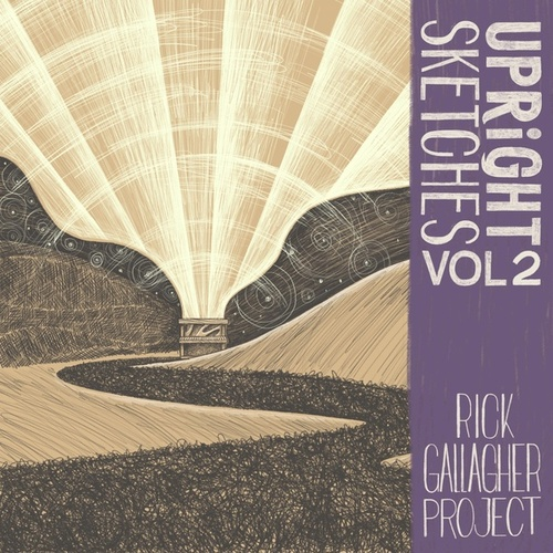 Upright Sketches, Vol 2 fra Rick Gallagher Project