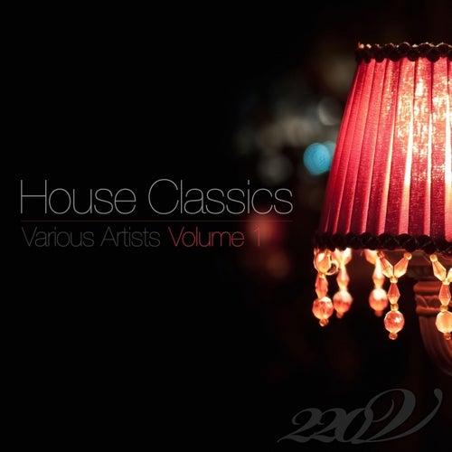 220V House Classics, Vol. 1 de Various Artists