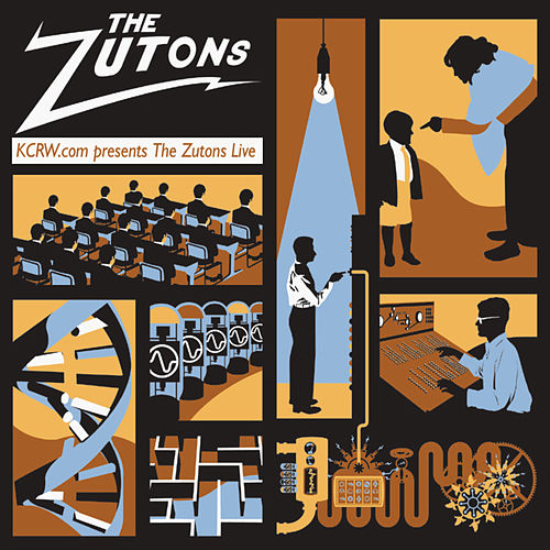 KCRW.com presents The Zutons Live de The Zutons