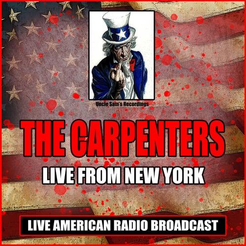Live From New York (Live) de Carpenters
