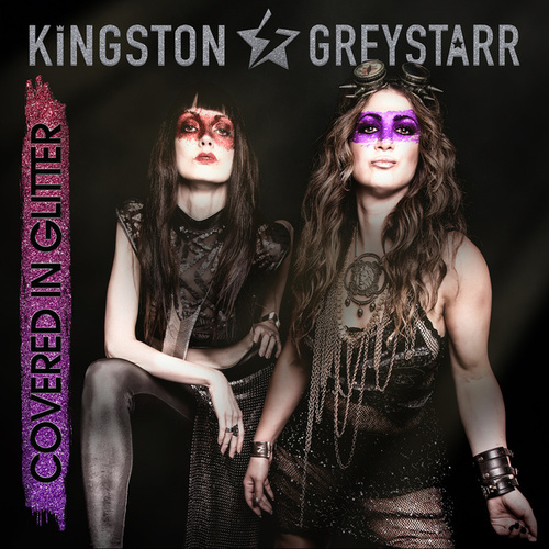 Covered In Glitter von Kingston