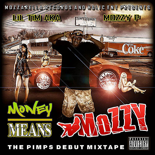 Money Means Mozzy (feat. Gp & Emozzy) de Mozzy