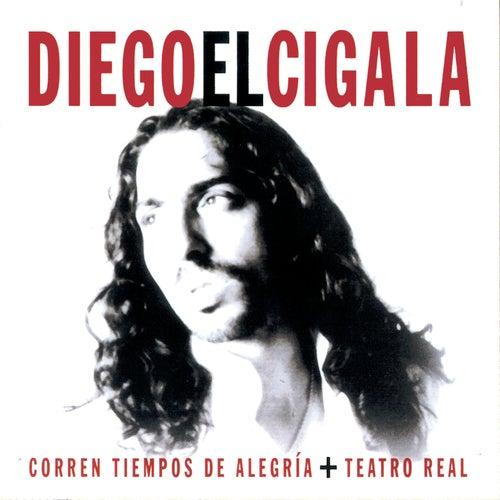 Corren Tiempos De Alegria + Teatro Real von Diego El Cigala