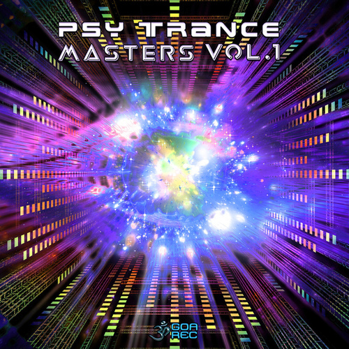 Psytrance Masters, Vol. 1 by Goa Doc
