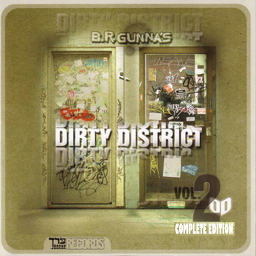 Dirty District, Vol. 2 (Instrumentals) by BR Gunna