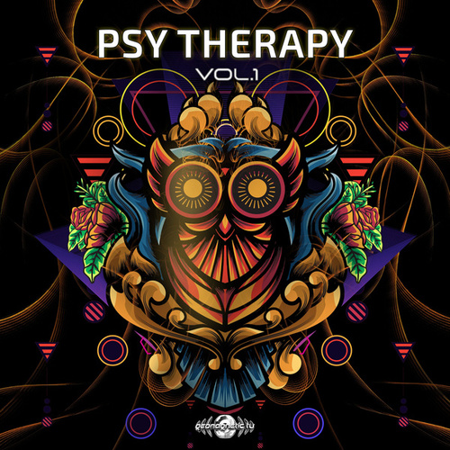 Psy Therapy, Vol. 1 by Various Artists