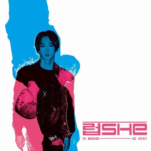 LUV(SHE) von Woo Hyuk Jang