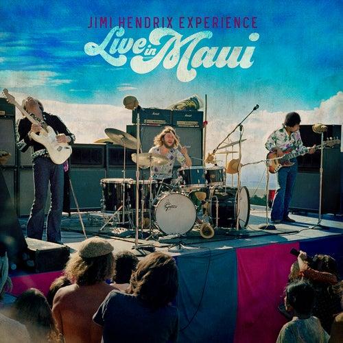 Live In Maui de Jimi Hendrix