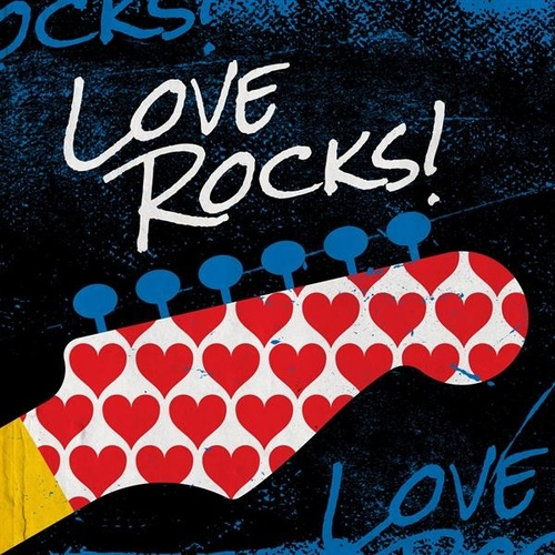 Love Rocks! de Various Artists