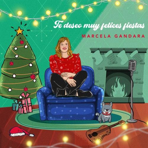 Te Deseo Muy Felices Fiestas by Marcela Gandara