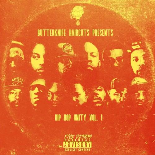 Hip Hop Unity, Vol.1 by ButterKnife Haircuts