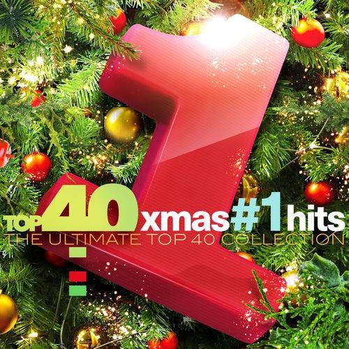 TOP 40 - Christmas #1 Hits (Kerst Hits) de Various Artists