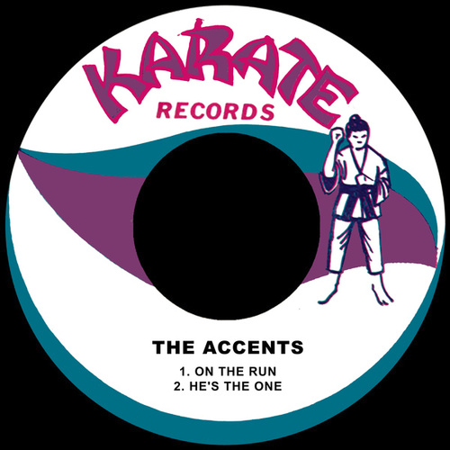 On the Run / He's the One by The Accents