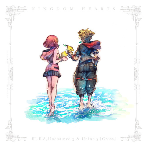 KINGDOM HEARTS - III, II.8, Unchained χ & Union χ [Cross] – (Original Soundtrack) by Various Artists