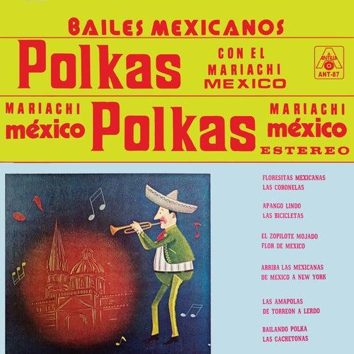 Polkas Polkas Bailes Mexicanos von Mariachi Mexico