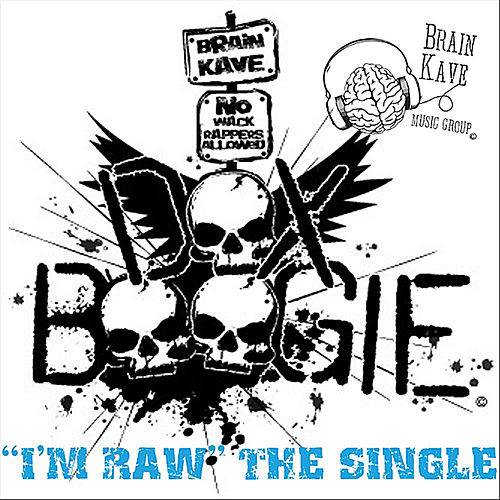 I'm Raw - Single de Dox Boogie