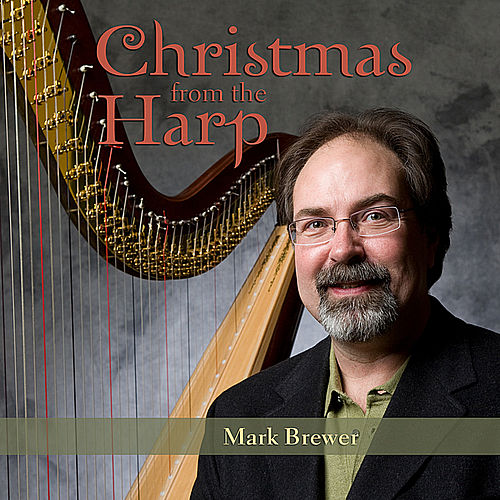 Christmas from the Harp de Mark Brewer